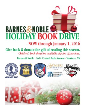 B&N Holiday Book Drive